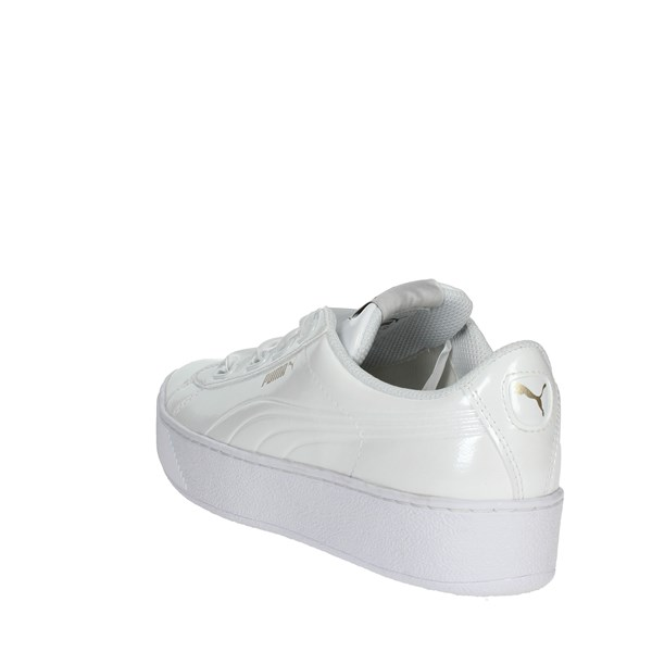 <Puma Shoes Low Sneakers White 366419 02