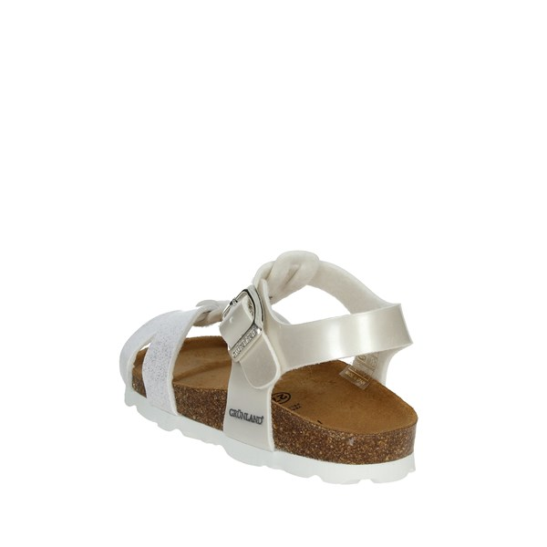 Grunland Shoes Sandals White SB0238-40