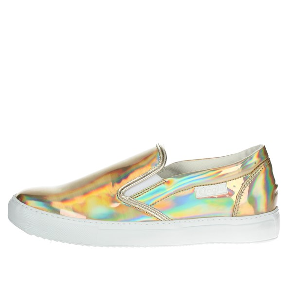 Agile By Rucoline  Shoes Slip-on Shoes Gold 2813(54-A)