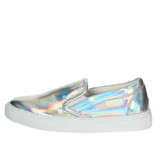 Agile By Rucoline  Shoes Slip-on Shoes Silver 2813(62-A)