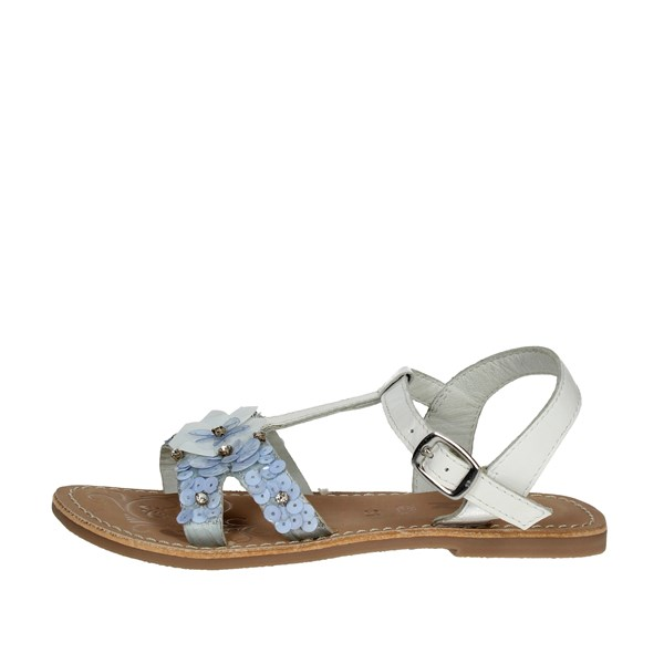 Via 51 Shoes Sandals Light Blue JOY 5