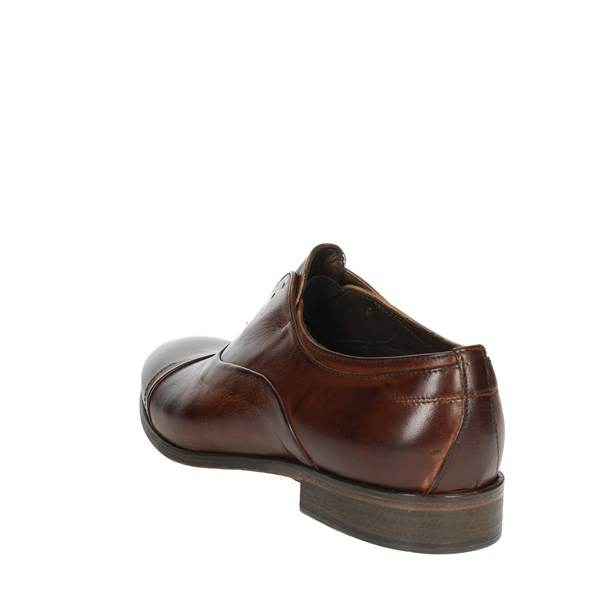 Veni Shoes Brogue Brown T0001