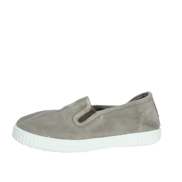 Cienta Shoes Moccasin Grey 57777