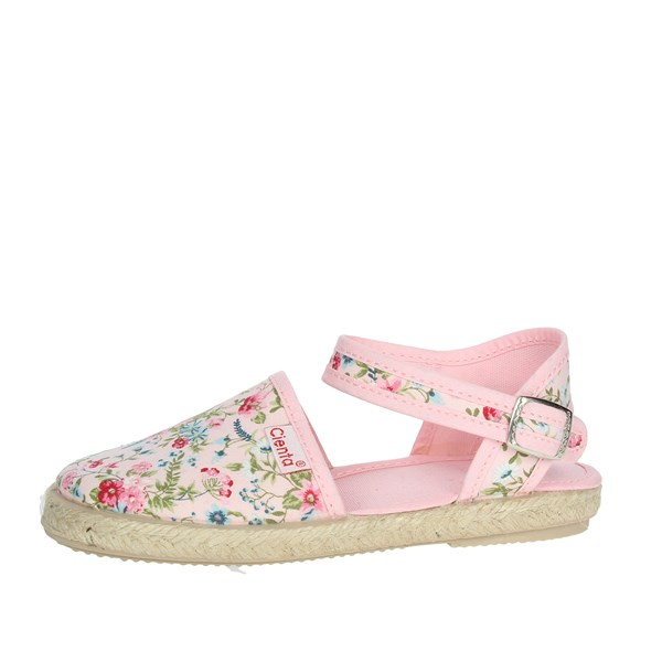 Cienta Shoes Espadrilles Rose 40025