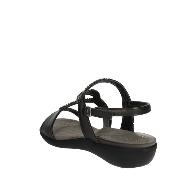 Scholl Shoes Sandal Black LINKOL