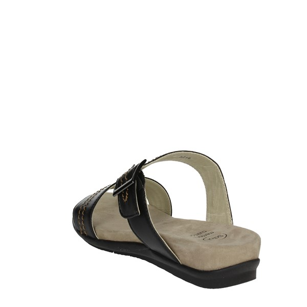 Scholl Shoes slippers Black SHAULA