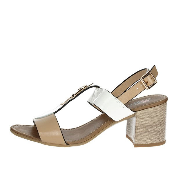 Repo Shoes Sandals White/beige 31227