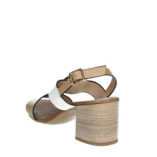 <Repo Shoes Sandals White/beige 31227