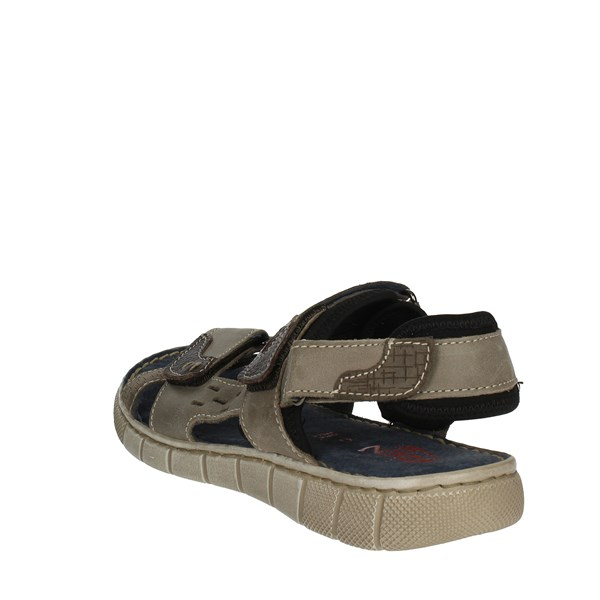 Zen Shoes Sandals Brown Mud 677535