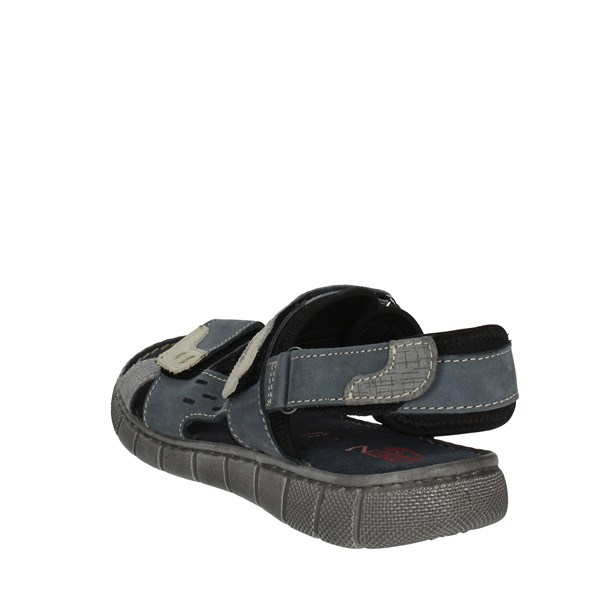 Zen Shoes Sandals Light Blue 677535