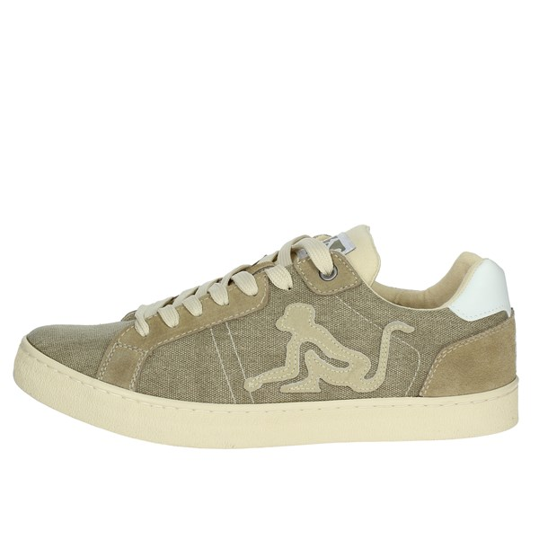 Drunknmunky Shoes Sneakers Beige NEW ENGLAND VINTAGE