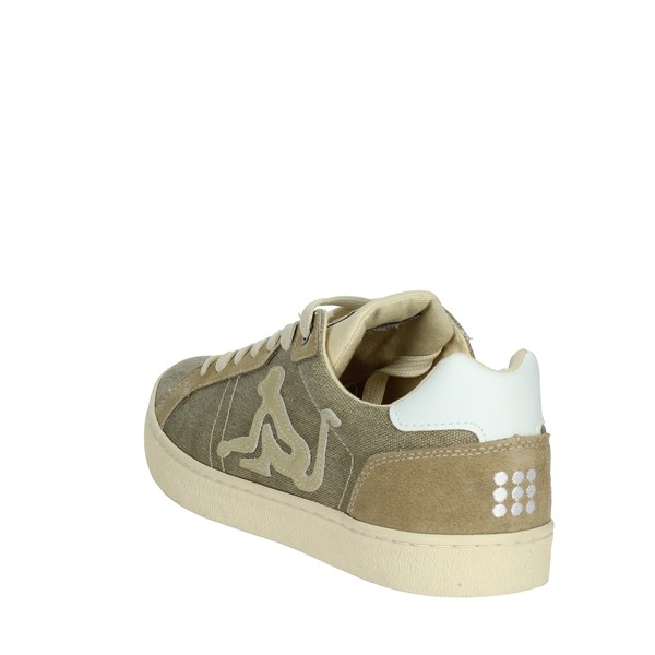 <Drunknmunky Shoes Sneakers Beige NEW ENGLAND VINTAGE