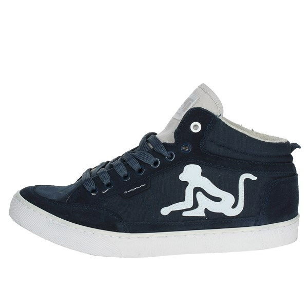 Drunknmunky Shoes Sneakers Blue BOSTON CLASSIC 002