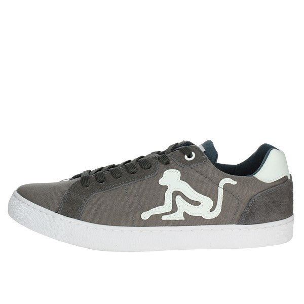 Drunknmunky Shoes Sneakers Grey NEW ENGLAND CLASSIC