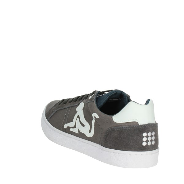<Drunknmunky Shoes Sneakers Grey NEW ENGLAND CLASSIC