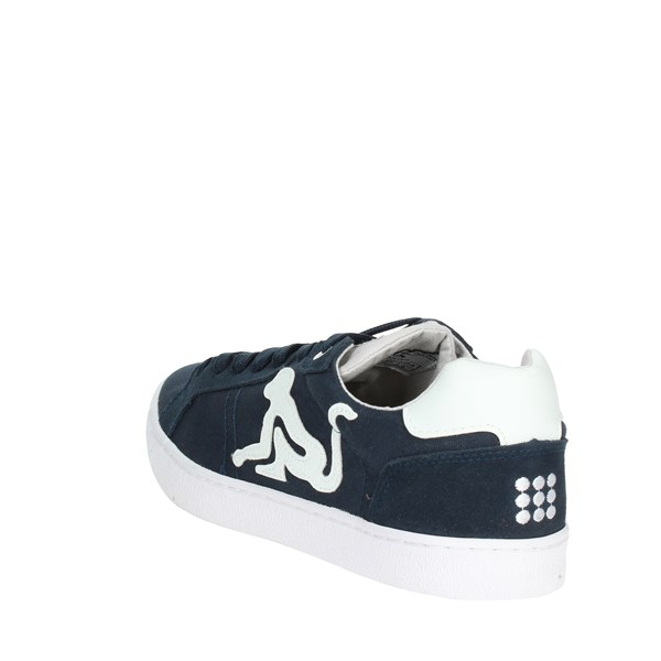 <Drunknmunky Shoes Sneakers Blue NEW ENGLAND CLASSIC