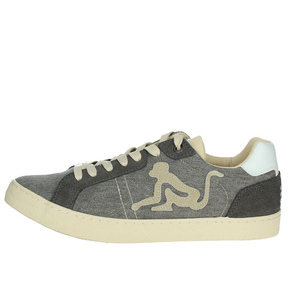 Drunknmunky Shoes Sneakers Grey NEW ENGLAND VINTAGE