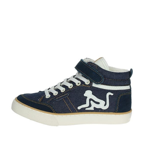 Drunknmunky Shoes Sneakers Jeans BOSTON JEANS K17