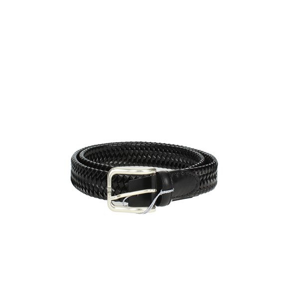 Francesco Muto Accessories Belt Black 5H5T