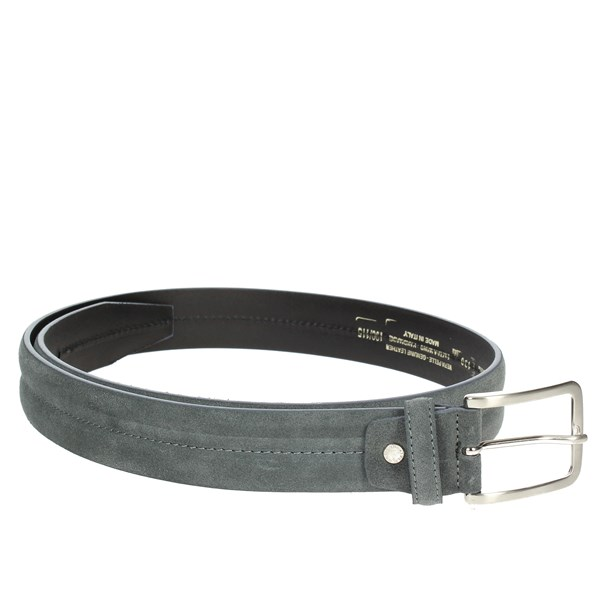 Francesco Muto Accessories Belt Grey 120-F