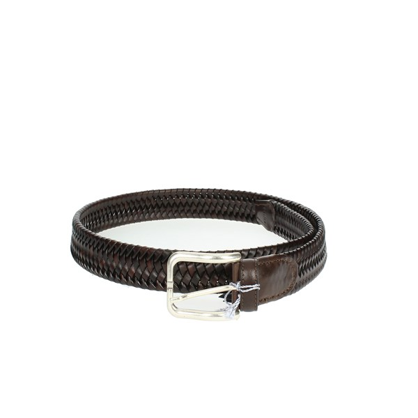Francesco Muto Accessories Belts Brown 5H5T
