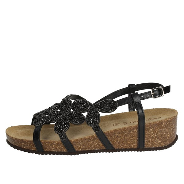 Grunland Shoes Sandal Black SB0320-70
