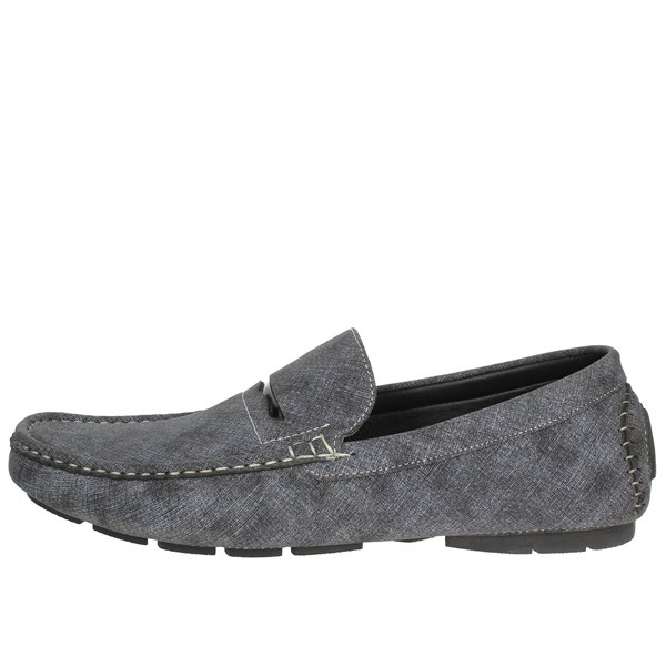 Laura Biagiotti Shoes Moccasin Black 3006