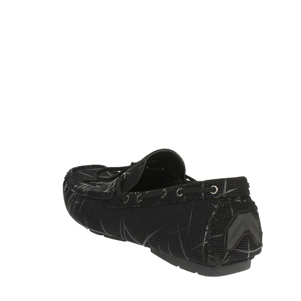 Laura Biagiotti Shoes Moccasin Black 3010