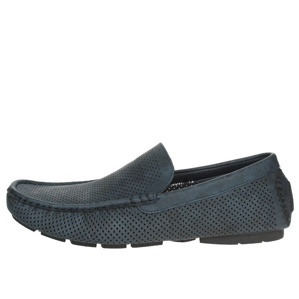 Laura Biagiotti Shoes Loafers Blue 3007