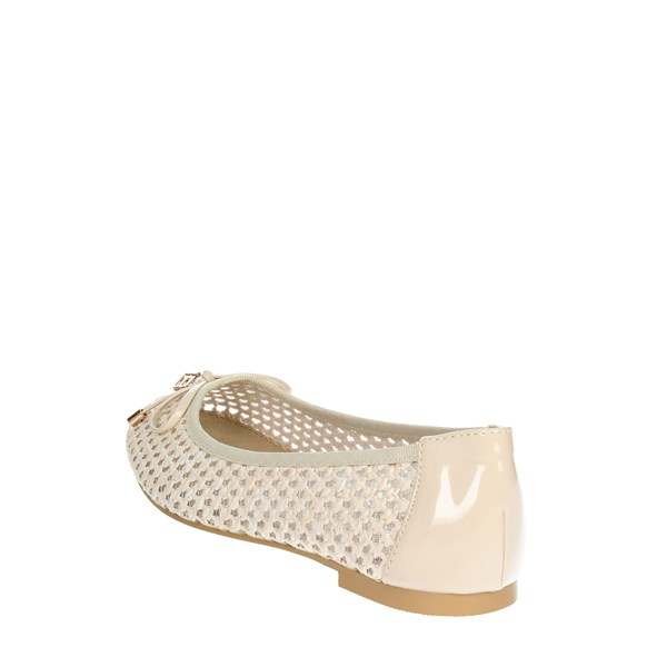Laura Biagiotti Shoes Ballet Flats Beige 711