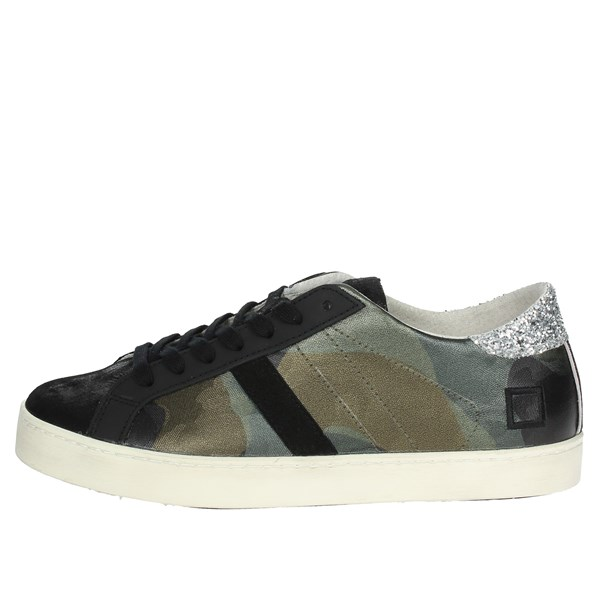 D.a.t.e. Scarpe Donna Sneakers MIMETICO HILL LOW-1I