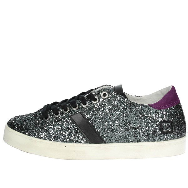D.a.t.e. Scarpe Donna Sneakers ANTRACITE HILL LOW-59I