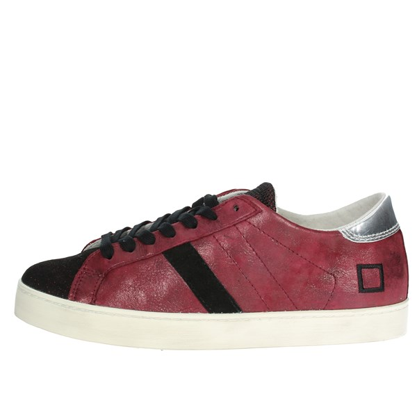 D.a.t.e. Scarpe Donna Sneakers BORDEAUX HILL LOW-66I