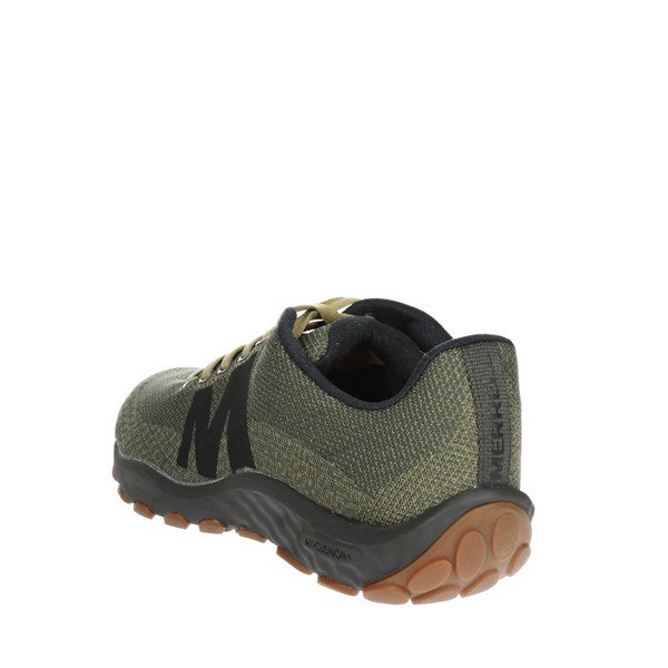 Merrell Shoes Sneakers Dark Green J94105