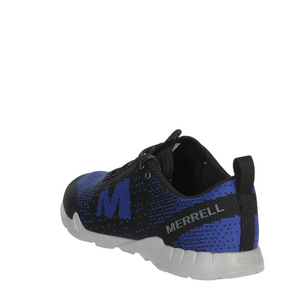 Merrell Shoes Sneakers Blue/Black J94325