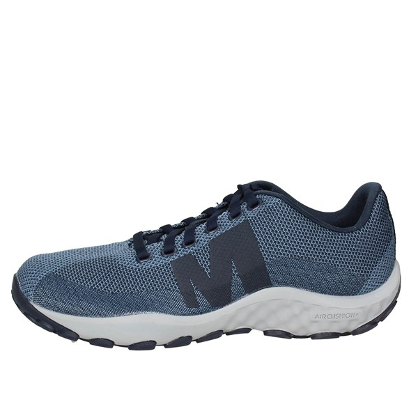 Merrell Shoes Low Sneakers Blue J94111