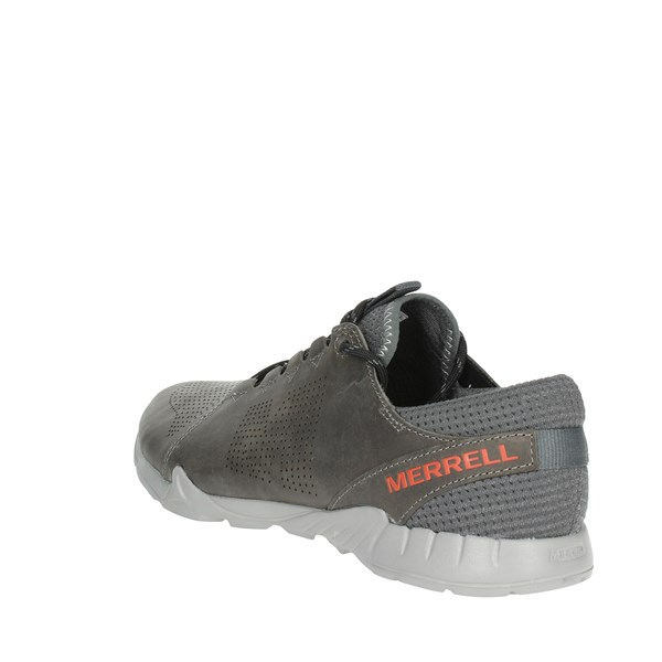 <Merrell Shoes Low Sneakers Grey J93869