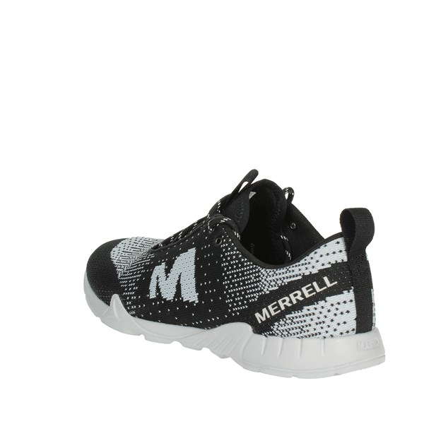 Merrell Shoes Sneakers Black/White J93853