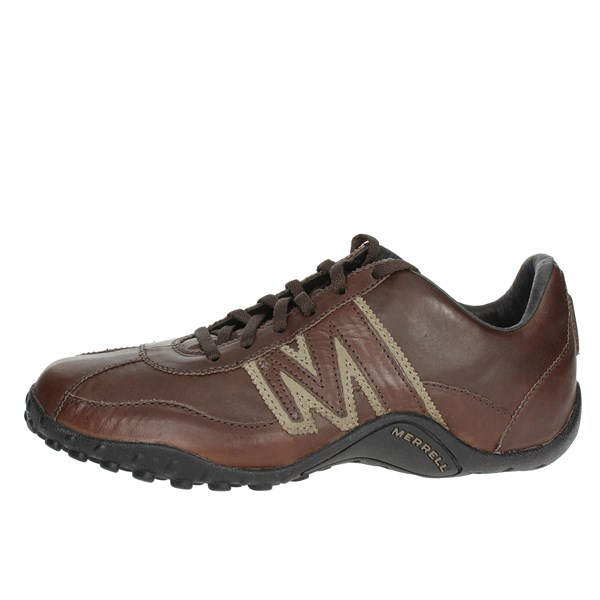 Merrell Shoes Low Sneakers Brown J15663