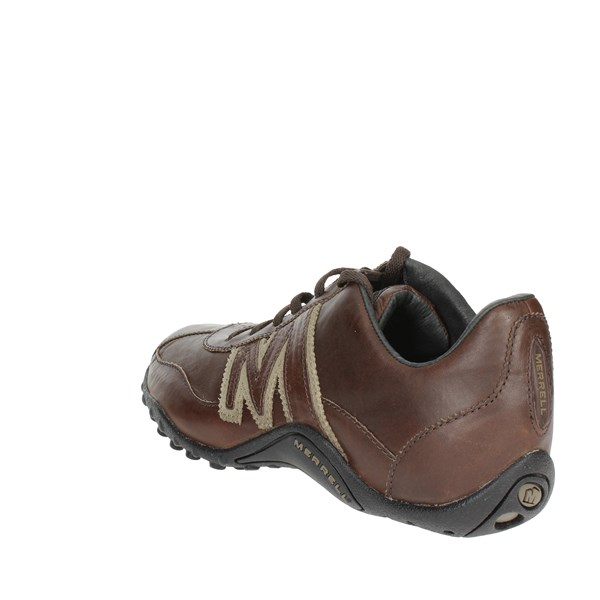 <Merrell Shoes Low Sneakers Brown J15663