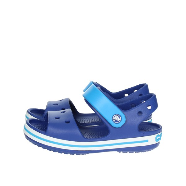 Crocs Shoes Sandal Light Blue 12856-4BX