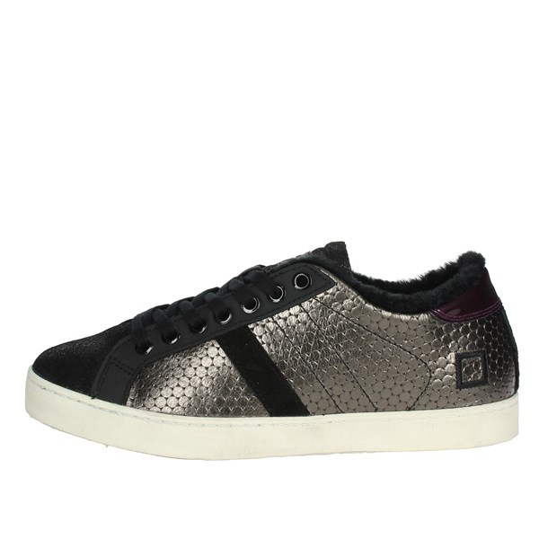 D.a.t.e. Scarpe Donna Sneakers ANTRACITE HILL LOW-11I