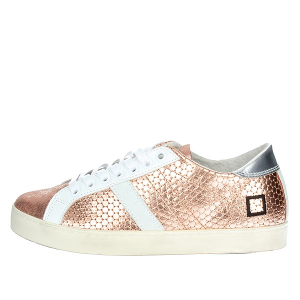 D.a.t.e. Scarpe Donna Sneakers RAME HILL LOW-23I