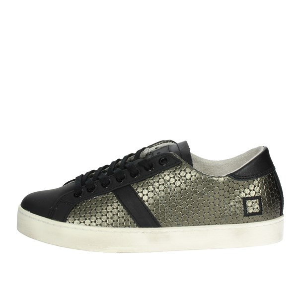 D.a.t.e. Scarpe Donna Sneakers VERDONE HILL LOW-10I