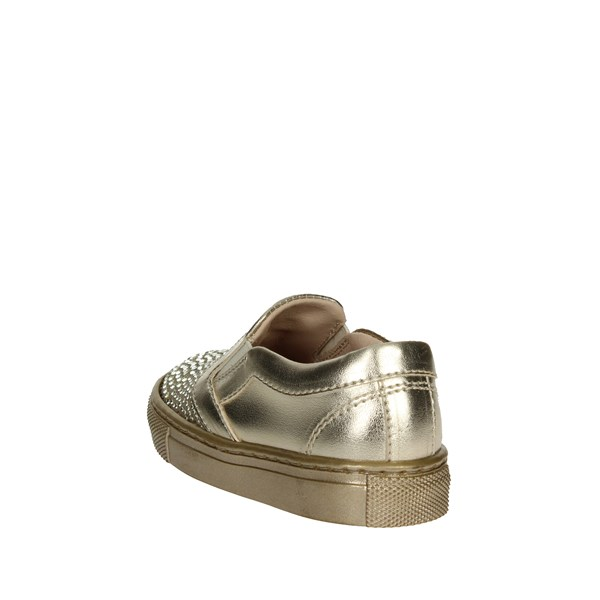 Florens Shoes Sneakers Platinum  W8564