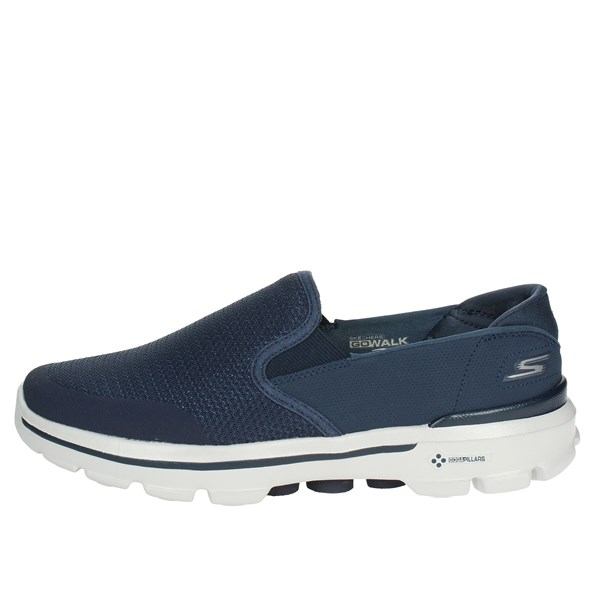 Skechers Shoes Slip-on Shoes Blue 53988/NVGY