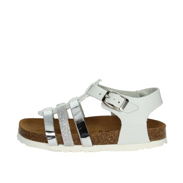 Bamboo Shoes Sandal Silver BAM-217