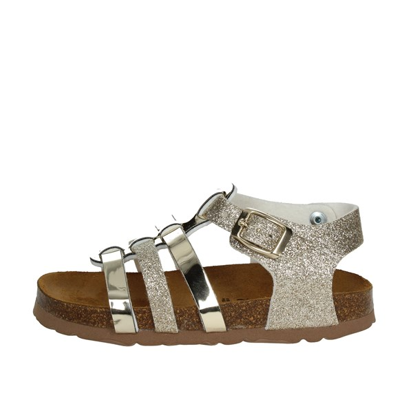 Bamboo Shoes Sandal Platinum  BAM-217
