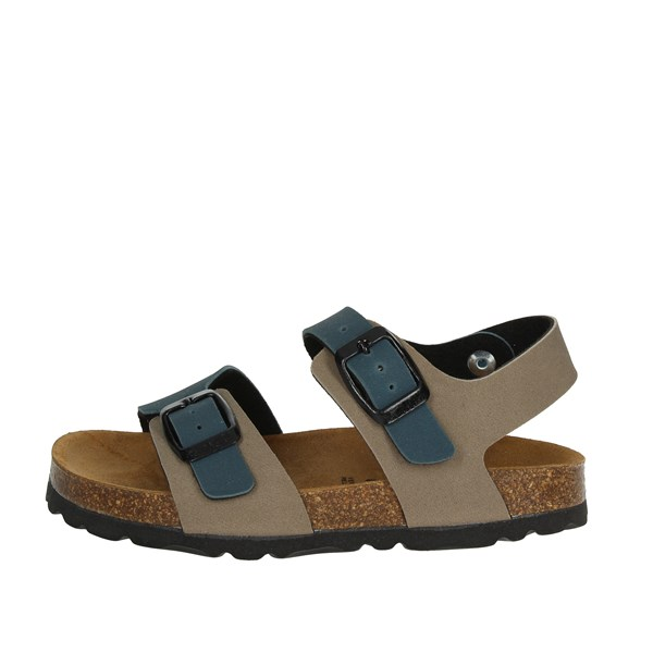 Bamboo Shoes Sandal Blue/dove-grey BAM-14