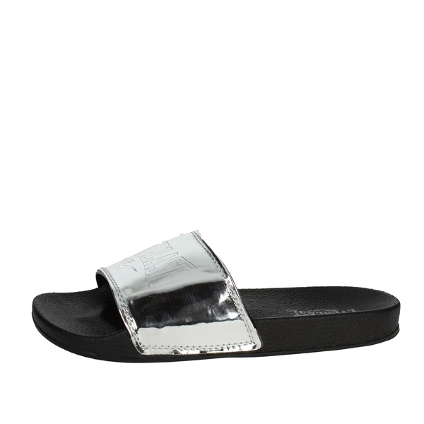 Everlast Shoes Clogs Silver EV-062